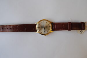 Omega genève automatic wristwatch full