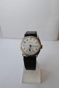 Roamer cushion cased manual wrist watch