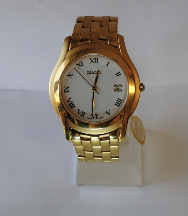 Gucci 5400 series wristwatch