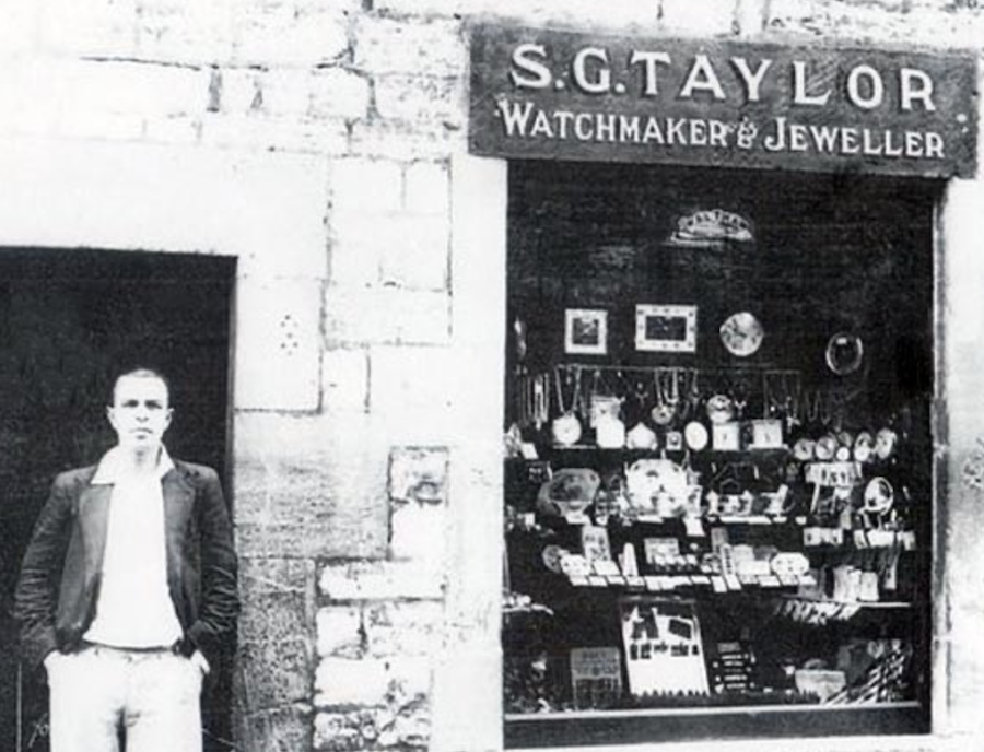 The original SG Taylor